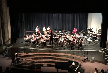 Sixth Grade Concert