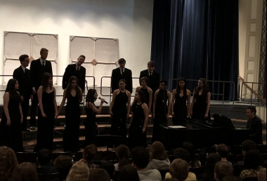 New Trier Swing Choir and Freshman Chorus