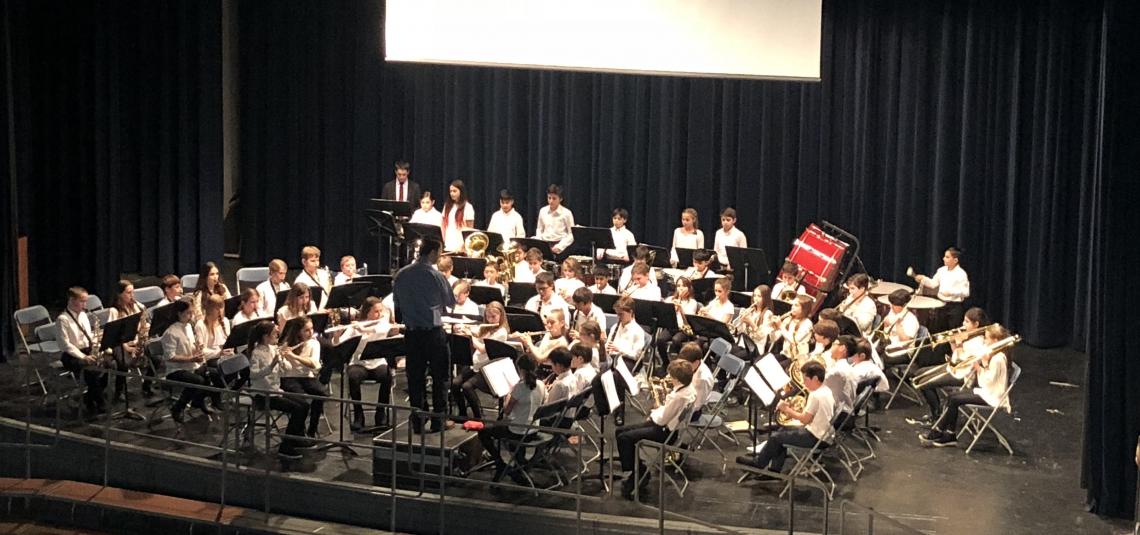 Fifth Grade Sharing Concert