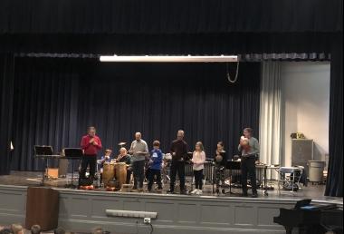 Cultural Arts - Chicago Percussion Quintet