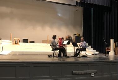 Cultural Arts - Woodwind Trio