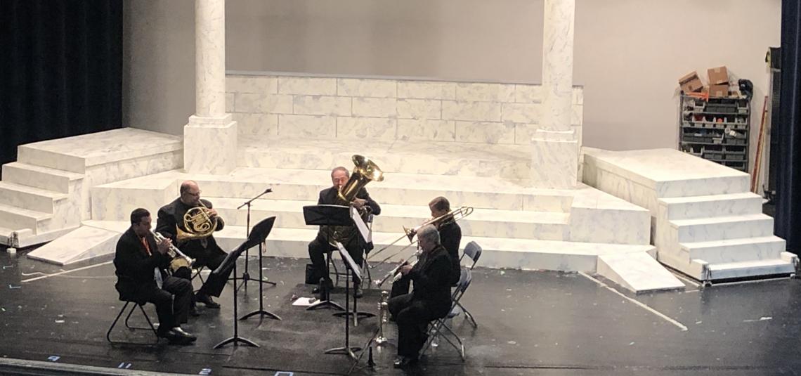 Cultural Arts - Brass Quintet