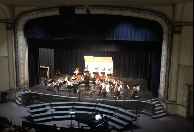 Music in our Schools Concert:  Chorus and Orchestra