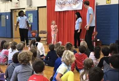 IMAGINATION THEATER ASSEMBLY!