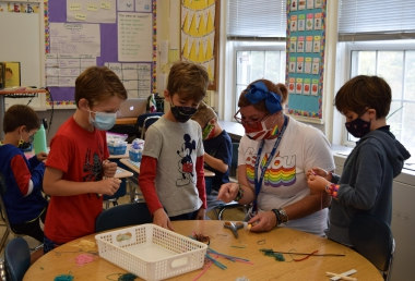 DEEPENING INCLUSION ACTIVITIES AT SOUTH