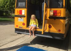 BUS EVACUATION DRILLS Photo