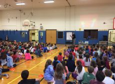 TODD PARR AUTHOR VISIT Photo