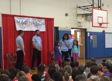 IMAGINATION THEATER ASSEMBLY Photo