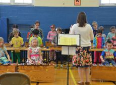 2ND GRADE MUSIC PROGRAM Photo