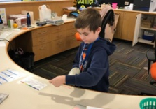 Librarian of the Day! Photo