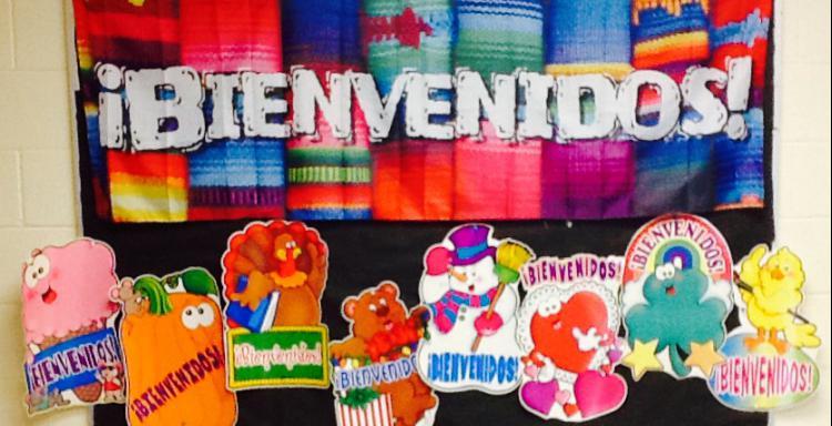 Bienvenidos- Welcome