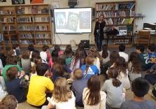 West School Author Visit