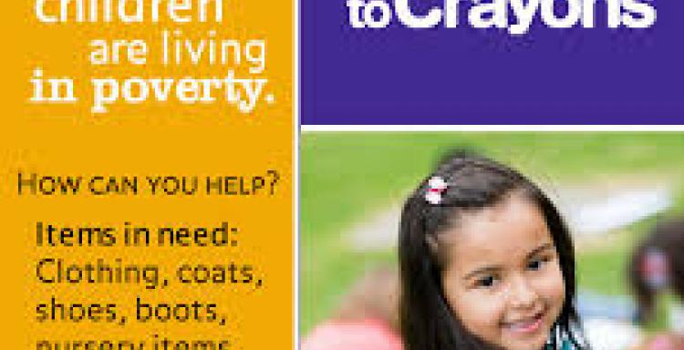 Cradles to Crayons Give Back