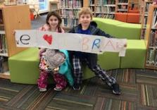 WE LOVE BOOKS! Photo