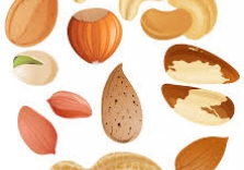 Do you know the difference between tree nuts and peanuts? Photo