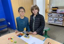 West School: October Innovation Challenge Photo