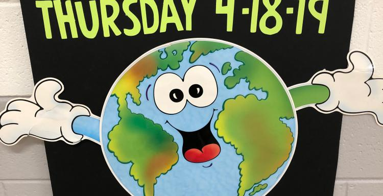 Earth Day Exchange Thursday, April 18th