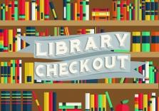 Book Checkout Photo