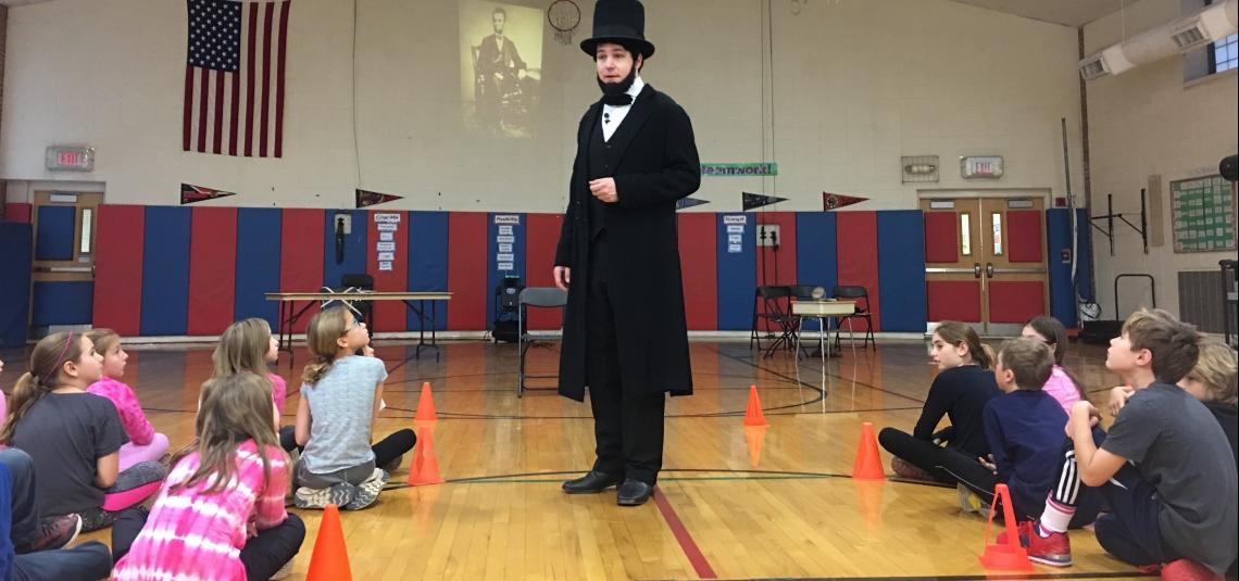 Mr. Lincoln