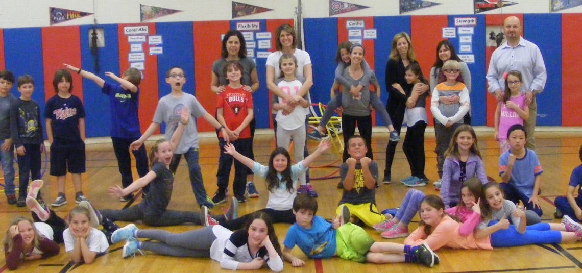 Family Fitness Week