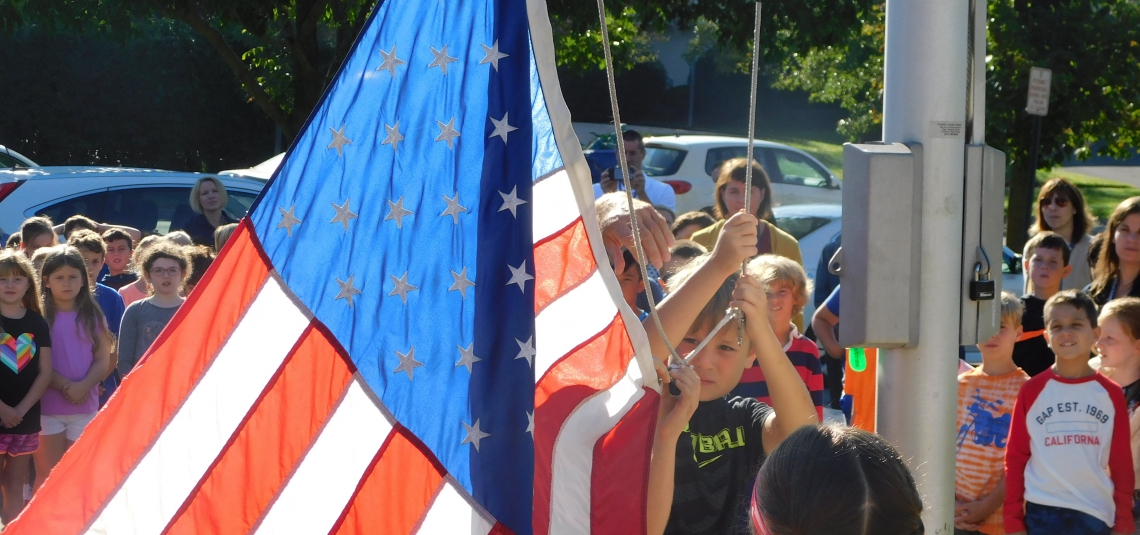 Observing Patriots' Day 2018