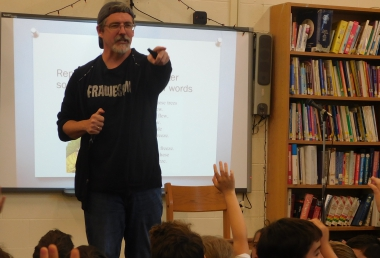 Author Visit: John David Anderson