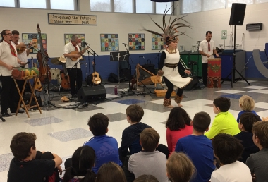 Fourth Grade Cultural Arts