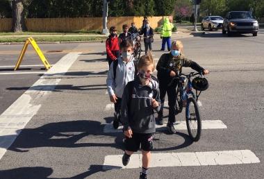 Bike, Walk, and Roll