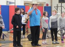Fourth Grade Cultural Arts Photo