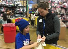 Cradles to Crayons 2018 Photo