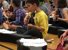 Fourth Grade Music Program 2018 Photo
