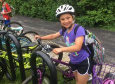 Walk or Bike to School 2018 Photo