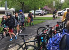 Bike or Walk to School Day 2019