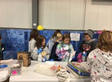 Cradles to Crayons Field Trip January 2020 Photo