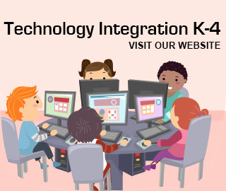 Visit Technology Integration K-4 Website